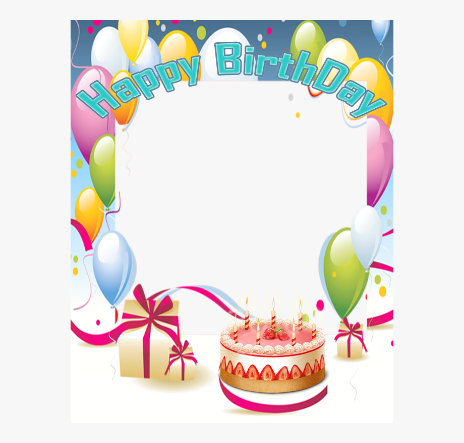 Candle Clipart Frame.