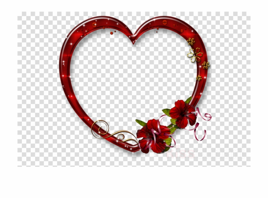 Love Frame Png Clipart Borders And Frames Picture.