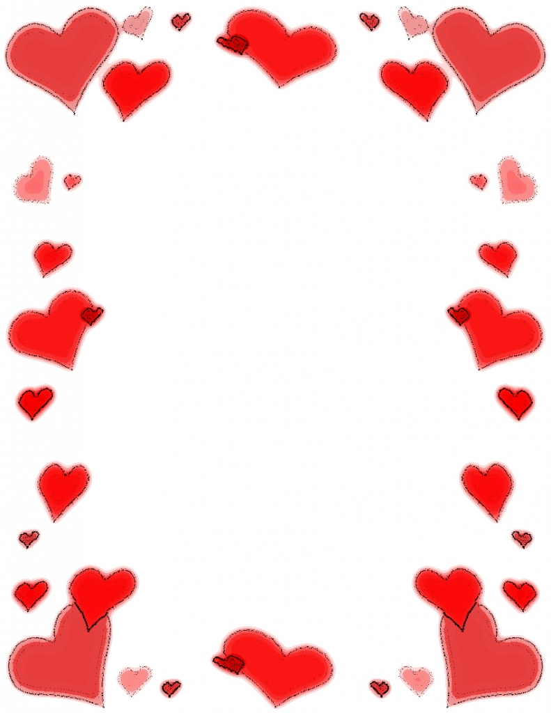 Download High Quality love clipart frame Transparent PNG.