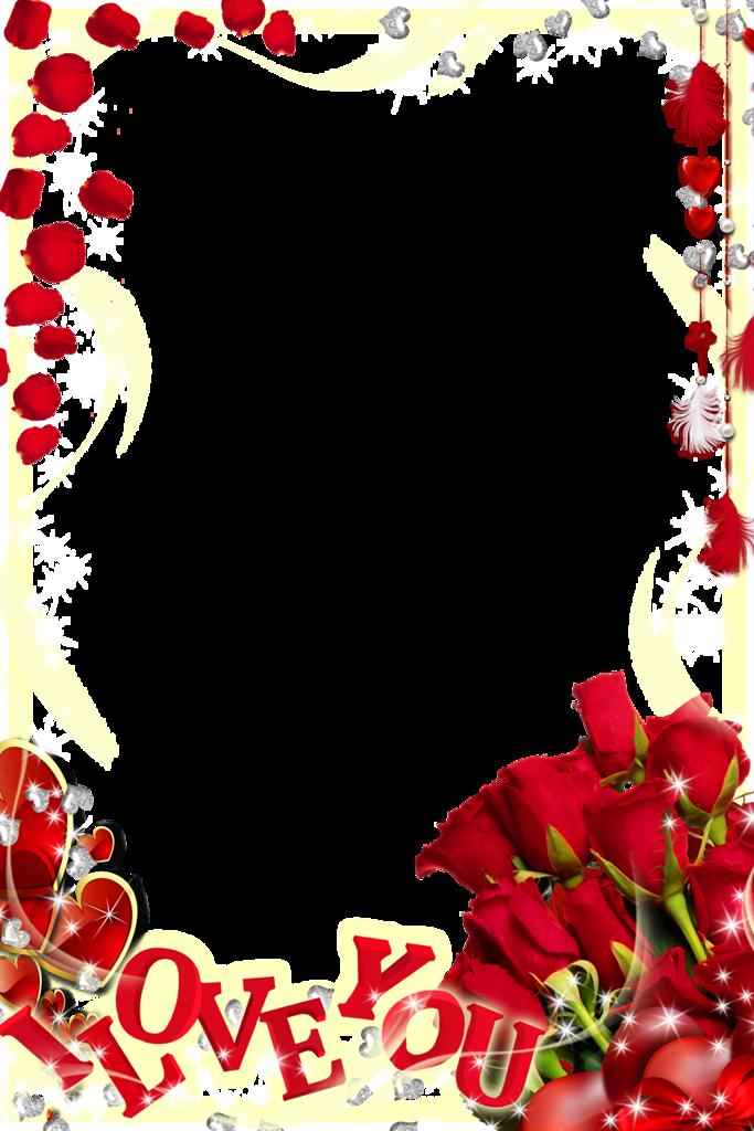 Love Frame PNG Images Transparent Free Download.