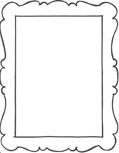 Free Frame Outline Cliparts, Download Free Clip Art, Free Clip Art.