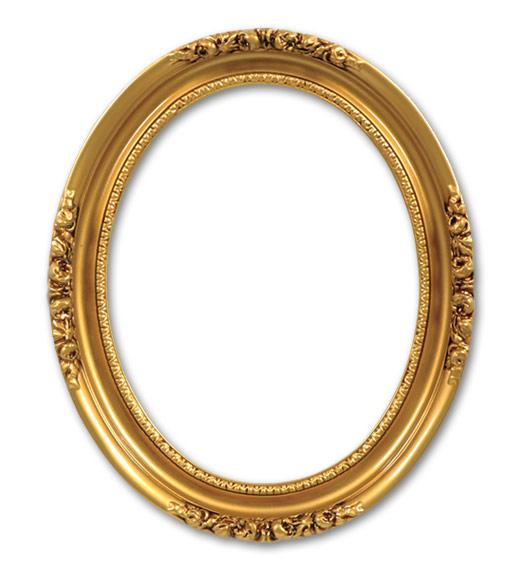 Vintage Oval Frame PNG Transparent Vintage Oval Frame.PNG Images.