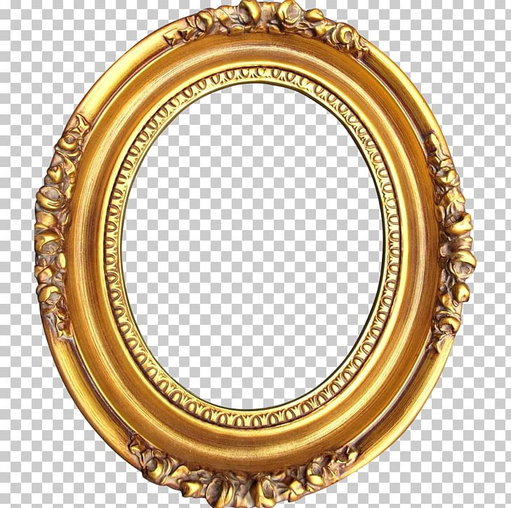 Frames Levkas Gold Wood Oval PNG, Clipart, Brass, Circle, Furniture.