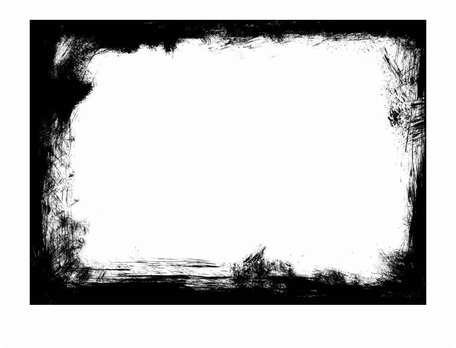 Grunge Frame Overlay Png Free PNG Images & Clipart Download #288784.