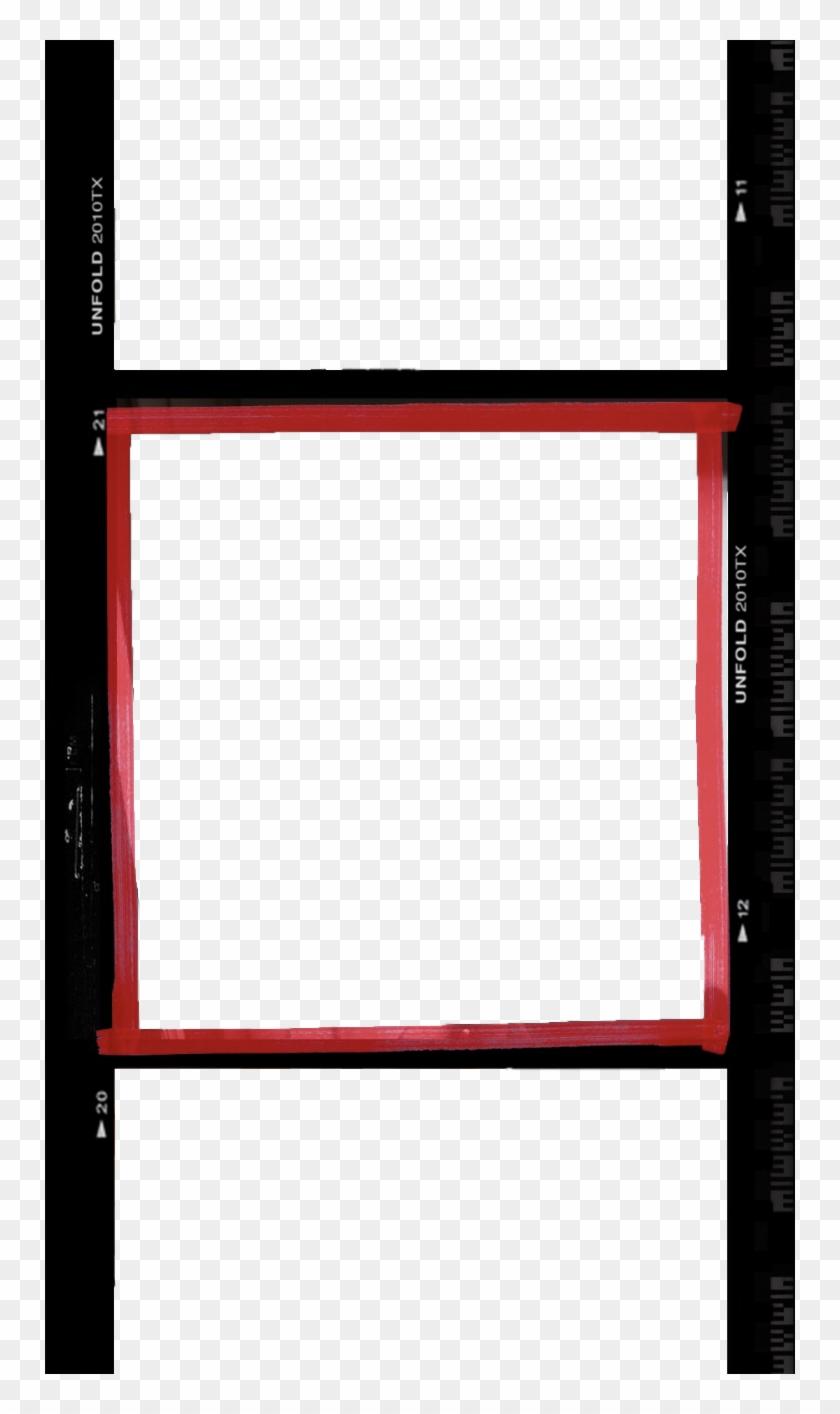 Overlay Polaroid Frame Png, Polaroid Template, Overlays.