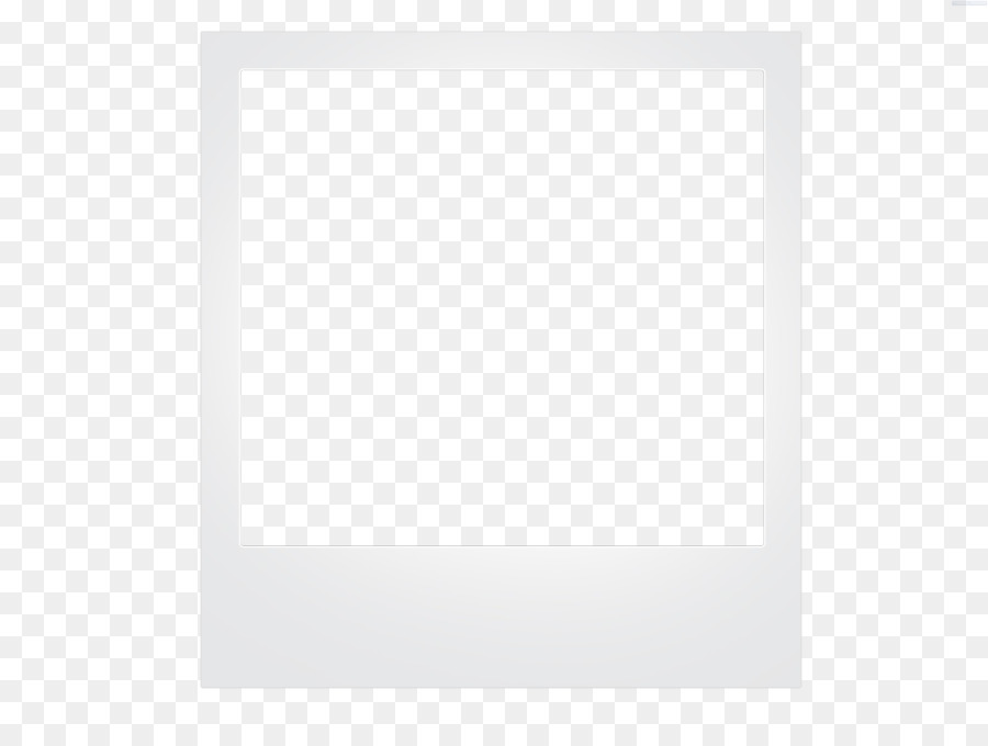 Polaroid Picture Frame png download.
