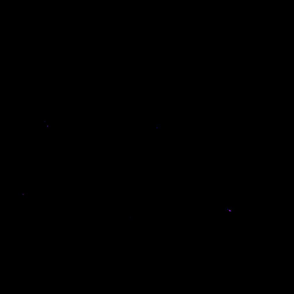 8 Square Grunge Frame (PSD, PNG Transparent).