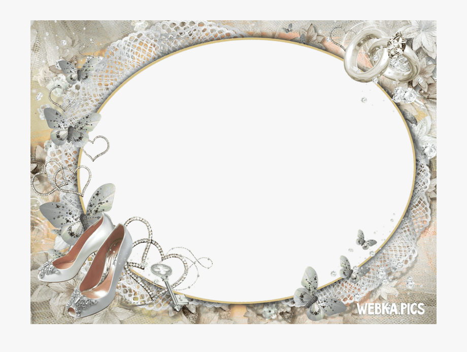 15 Wedding Png Frames For Free On Mbtskoudsalg.