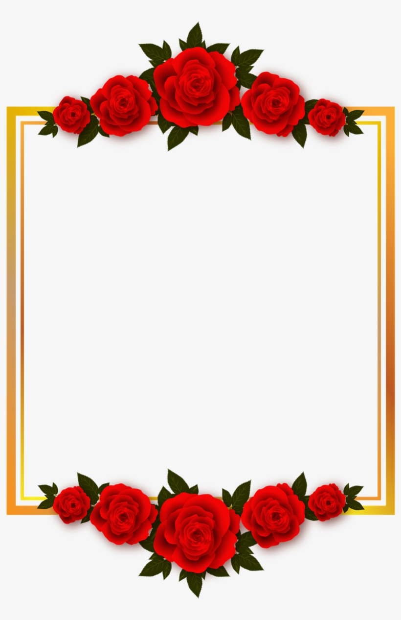 Vacation, Rose, Flowers, Plate, Frame, Photo Frame.