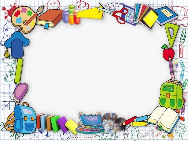 Frame school clipart 7 » Clipart Portal.
