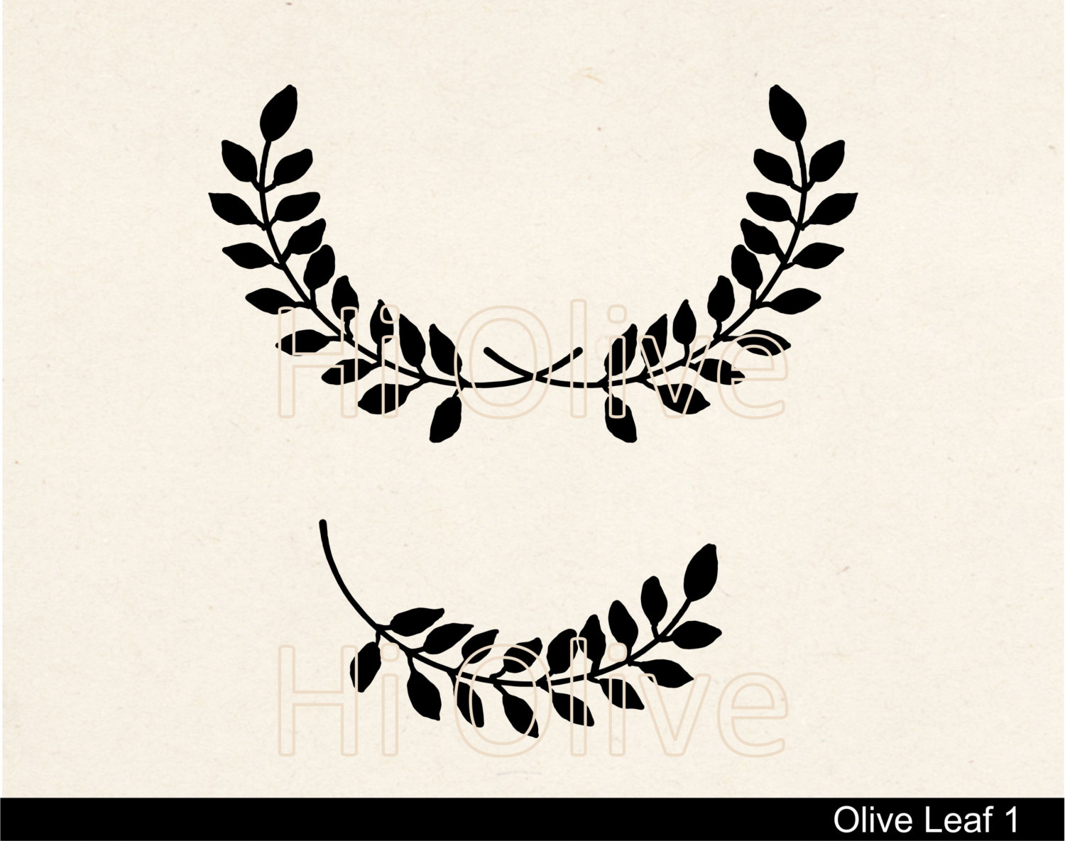 Framed By Foliage Clipart Clipground
