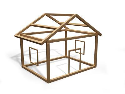 Similiar 3D House Framing Keywords.