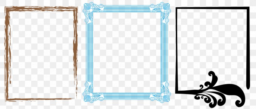 Borders And Frames Picture Frame Film Frame Clip Art, PNG.