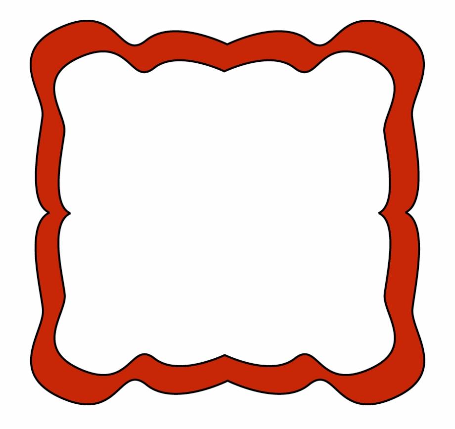 Red Clip Art Borders.