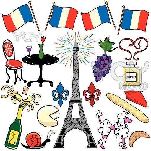 France Clip Art.