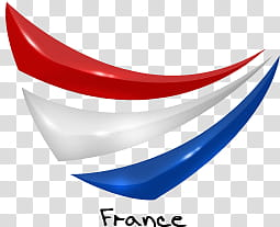 WORLD CUP Flag, France logo transparent background PNG.