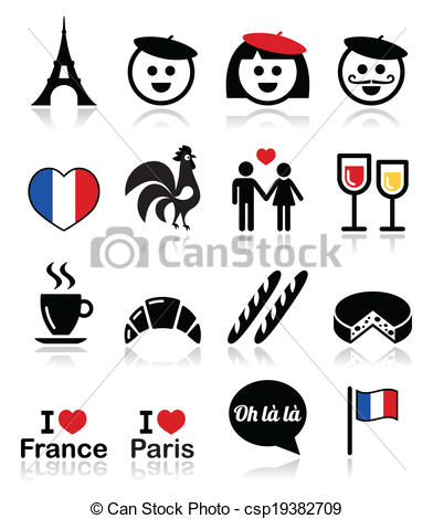 france people clipart #8