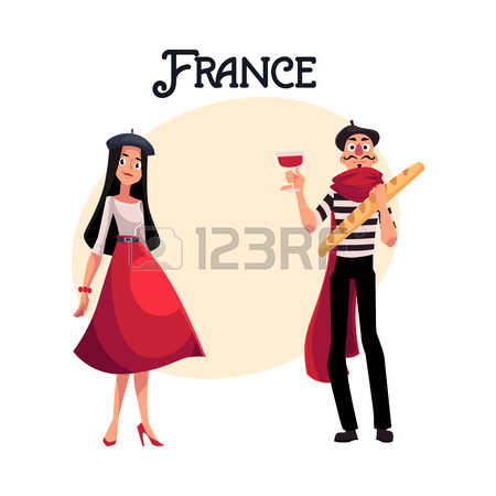 19,668 French People Cliparts, Stock Vector And Royalty Free.