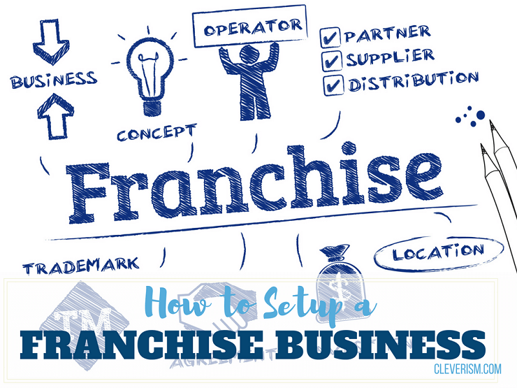 How to Setup a Franchise Business.