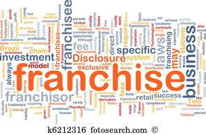 Franchise Illustrations and Stock Art. 471 franchise illustration.