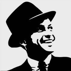 Sinatra clipart.