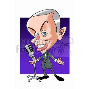 Frank Sinatra Clip Art.