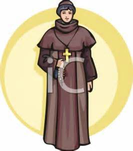 Similiar Cartoon Of Franciscan Keywords.