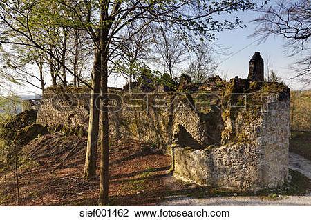 Stock Photo of Germany, Bavaria, Franconia, Upper Franconia.