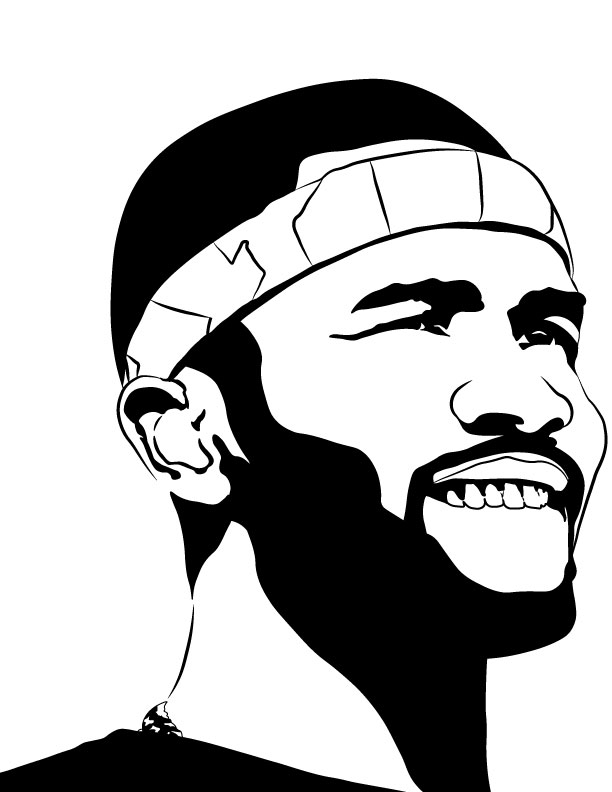 Found an old Frank Ocean illustration I did a couple years.