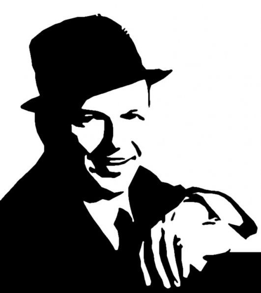 Francis Albert Sinatra Clipart Clipground
