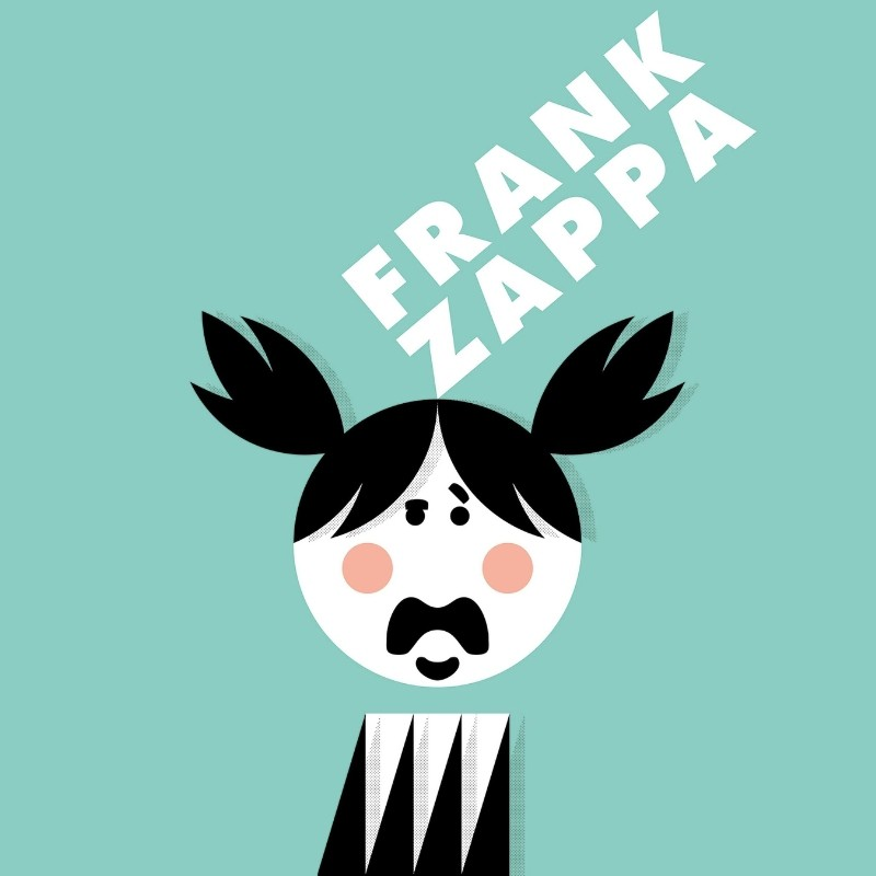 Showing post & media for Frank zappa easter cartoon.