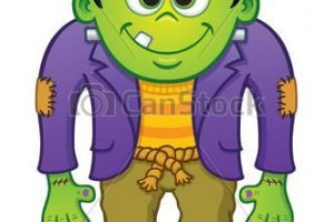 Frankenstein clipart for kids » Clipart Portal.