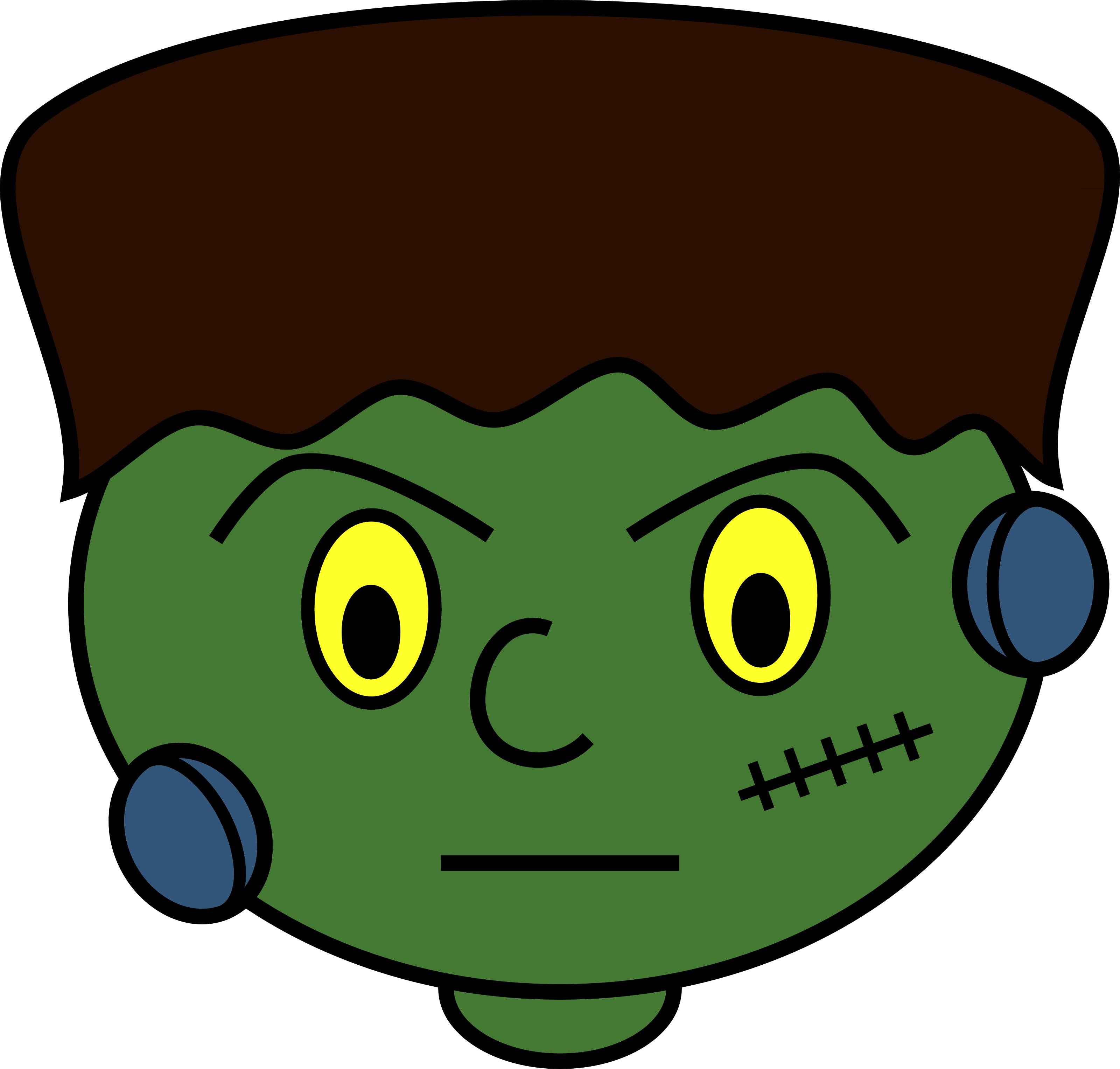 Best Frankenstein Clipart #22450.
