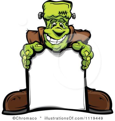 Free Frankenstein Clipart.