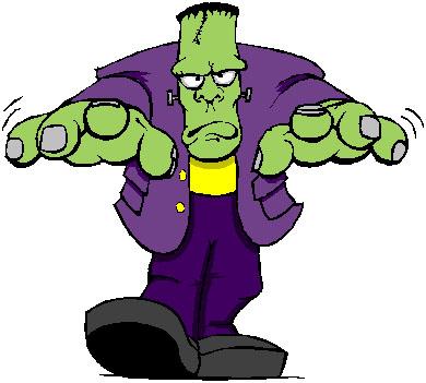 Frankenstein Clipart Free.