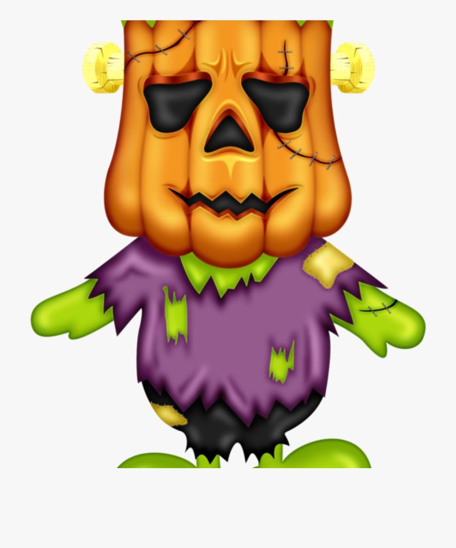 Frankenstein Clipart Halloween Frankenstein Pumpkin.