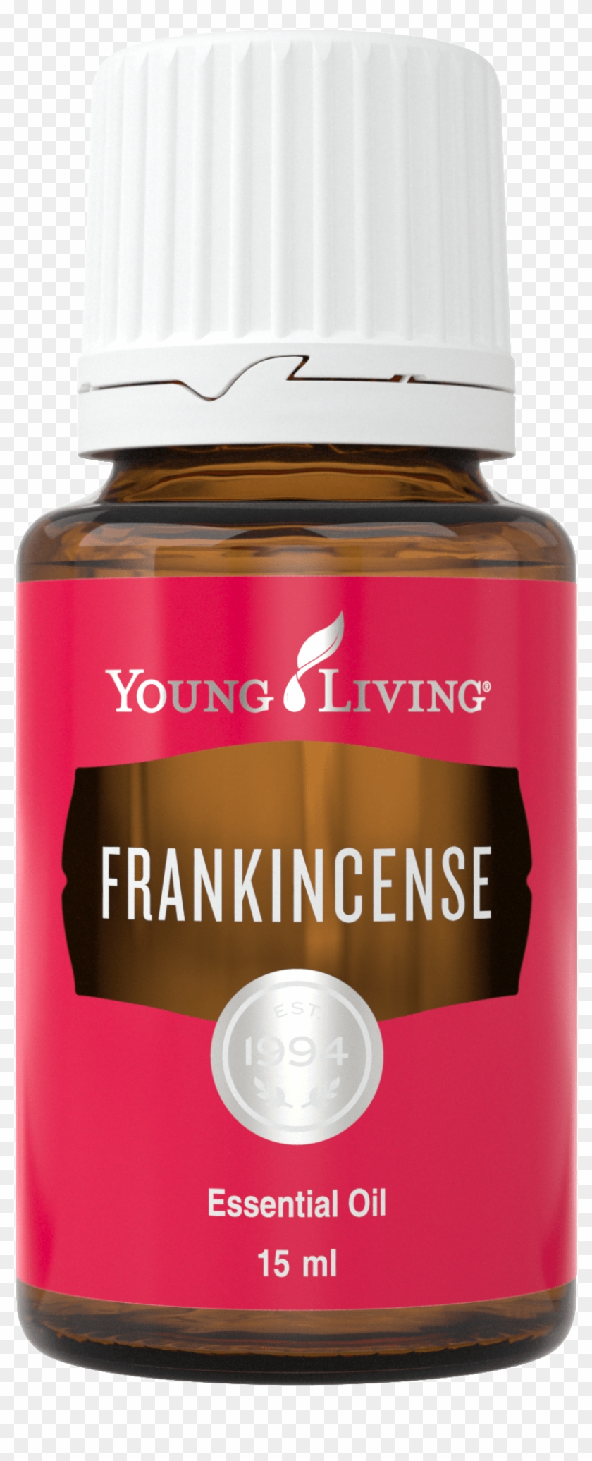 Young Living Frankincense Essential Oil.