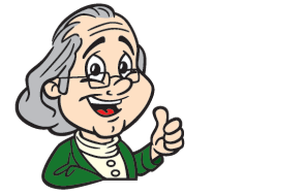 Ben Franklin Cartoons.