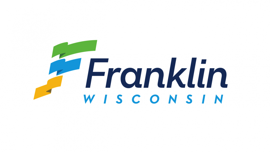 City of Franklin unveils new logo and branding.