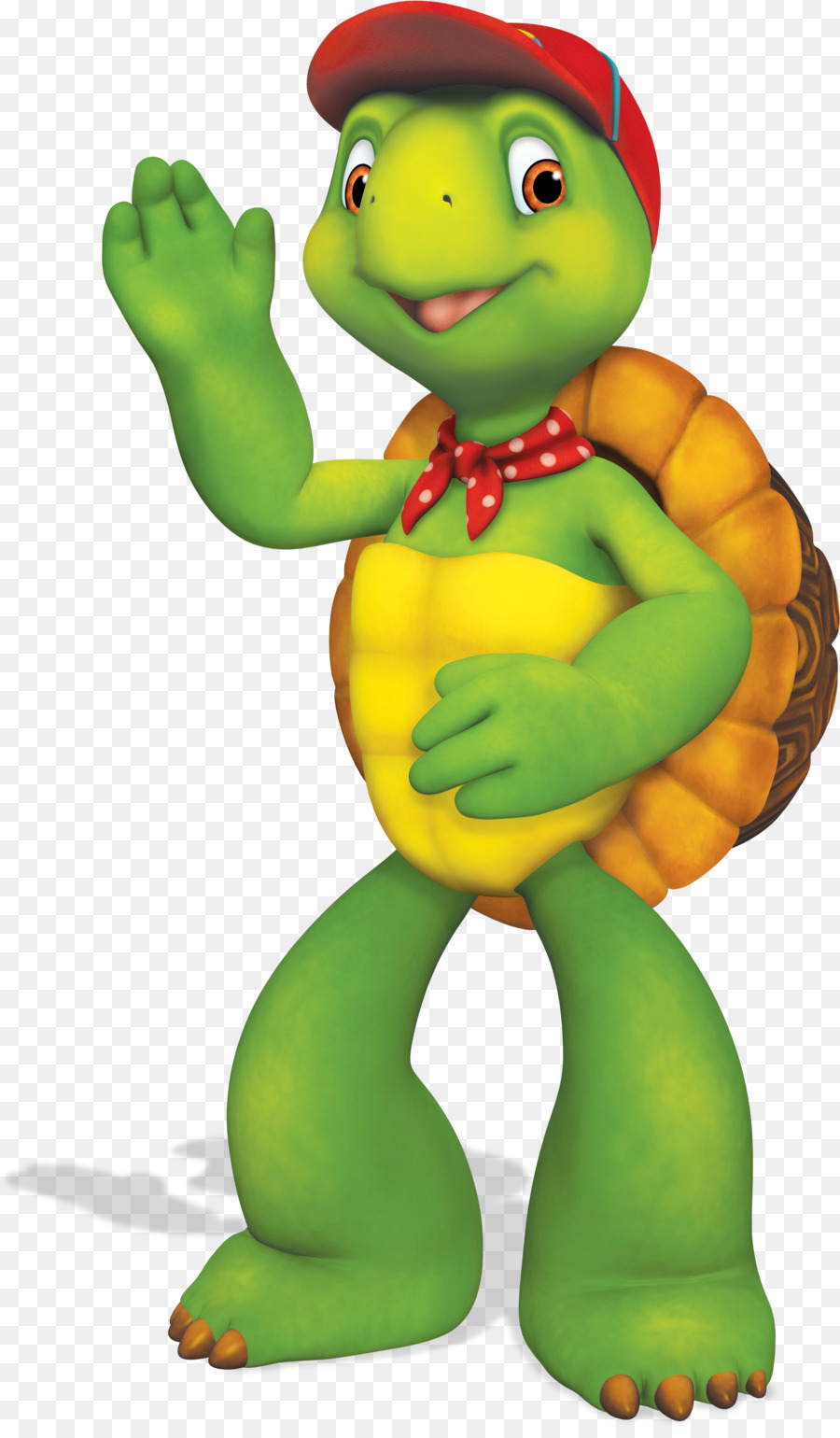 Franklin The Turtle.