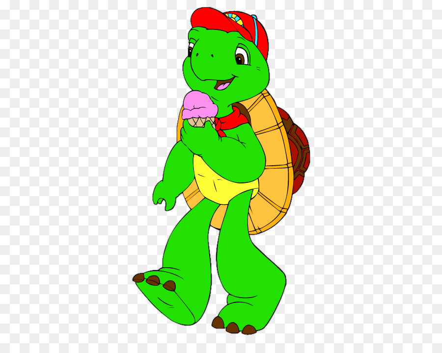 Franklin The Turtle png download.