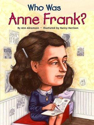 Anne frank clipart.