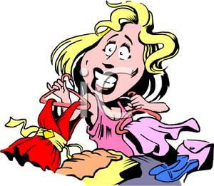 Showing post & media for Frantic woman cartoon.