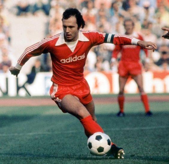 Franz Beckenbauer, West Germany.