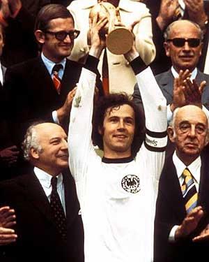 German Football Legends.