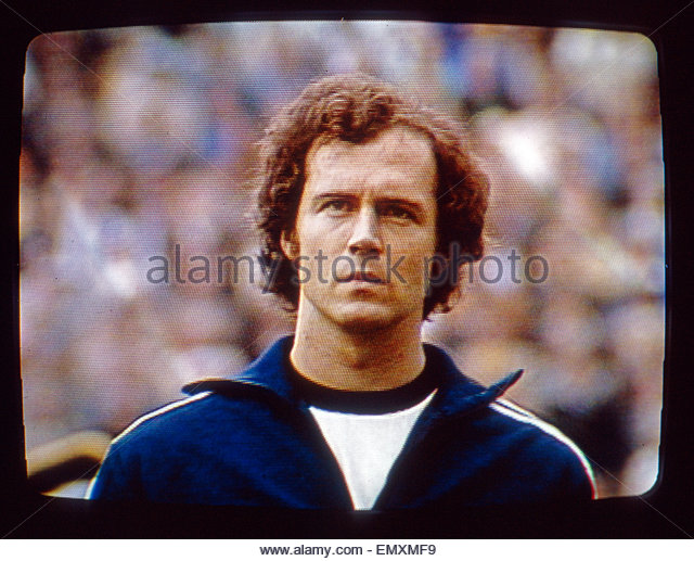 Beckenbauer World Cup Stock Photos & Beckenbauer World Cup Stock.