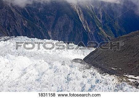 Pictures of Franz Josef glacier, New Zealand 1831158.