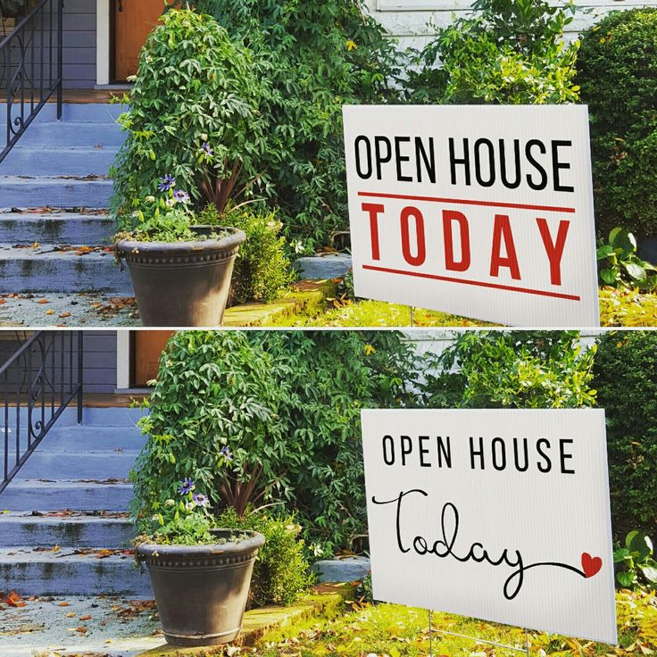 1000+ ideas about Open House Signs on Pinterest.