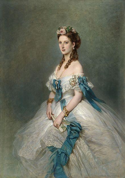 Alexandra of Denmark.
