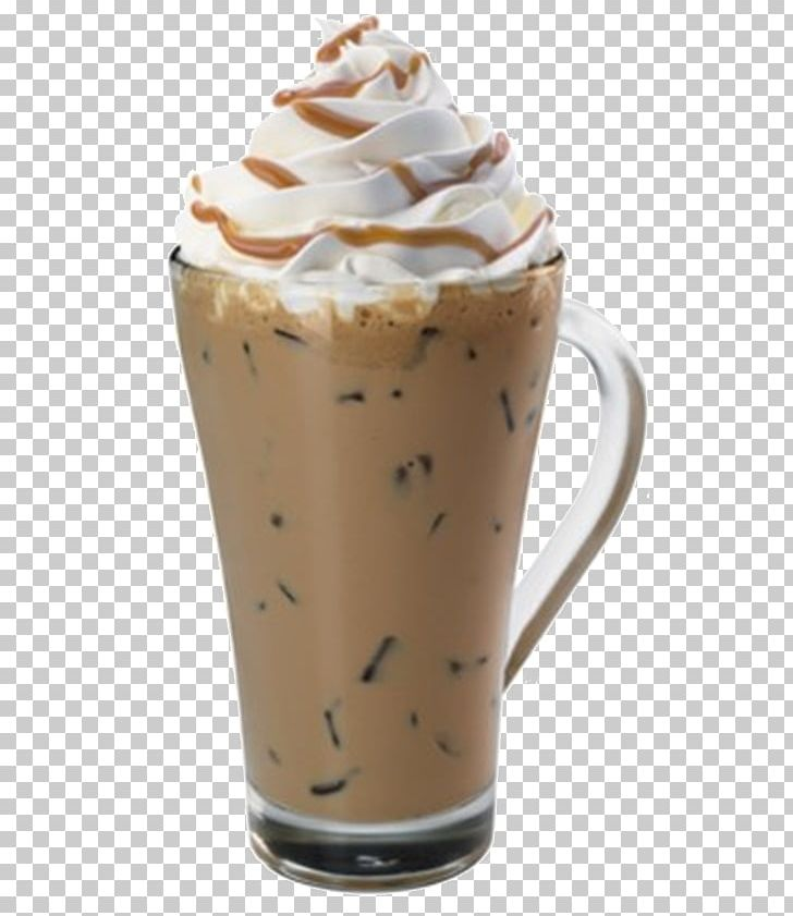 Iced Coffee Cafe Frappé Coffee Latte Macchiato PNG, Clipart.